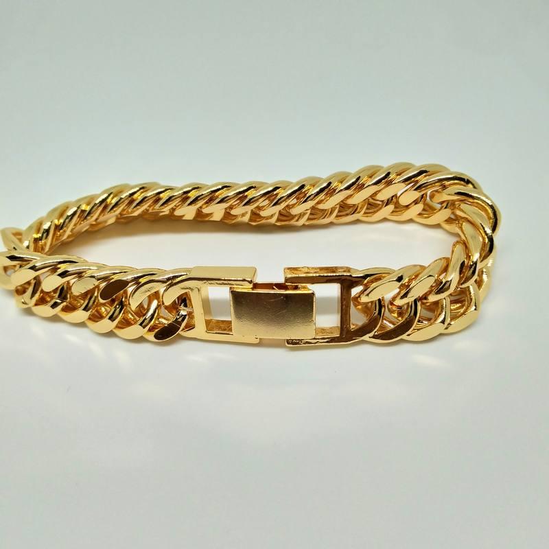 Lắc nam mạ vàng đơn giản giá rẻ HCM