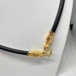 Lắc nam bản nhỏ mạ vàng 18k đơn giản trang sức nam BNN