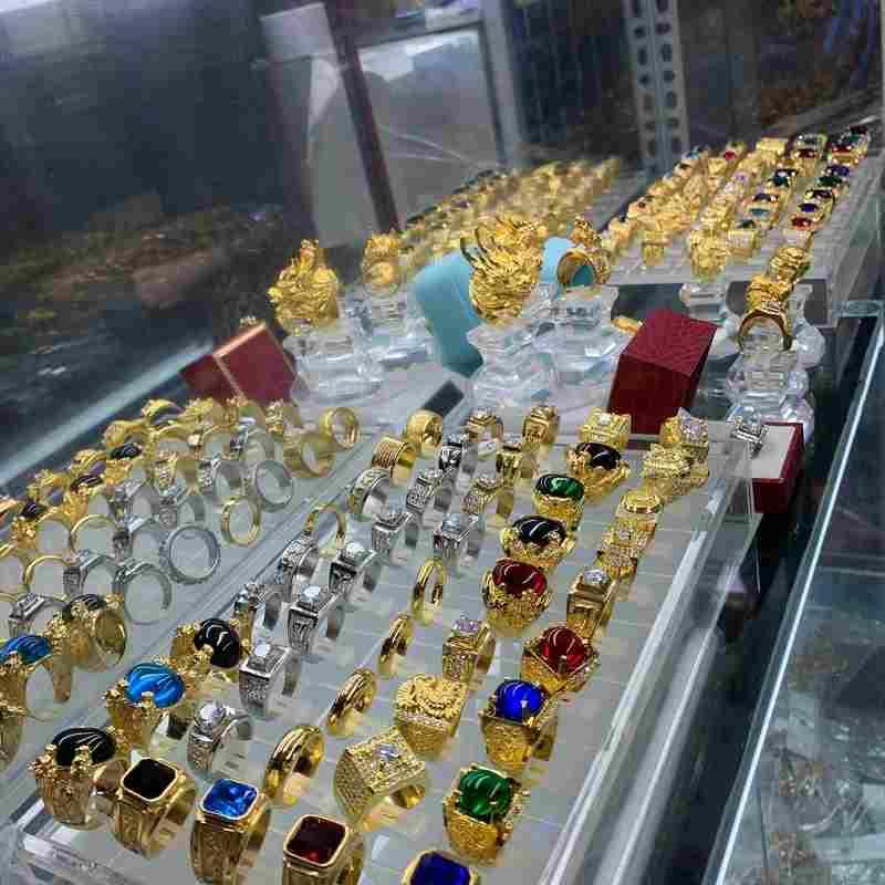 nhẫn mạ vàng là gì mua nhẫn mạ vàng ở đâu - nhẫn mạ vàng giá sỉ sản xuất gia công bán buôn