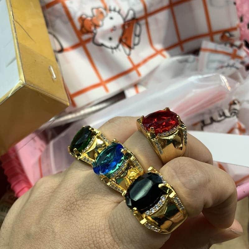 Nhẫn nam mạ vàng – Nhẫn mạ vàng cho nam chất lượng
